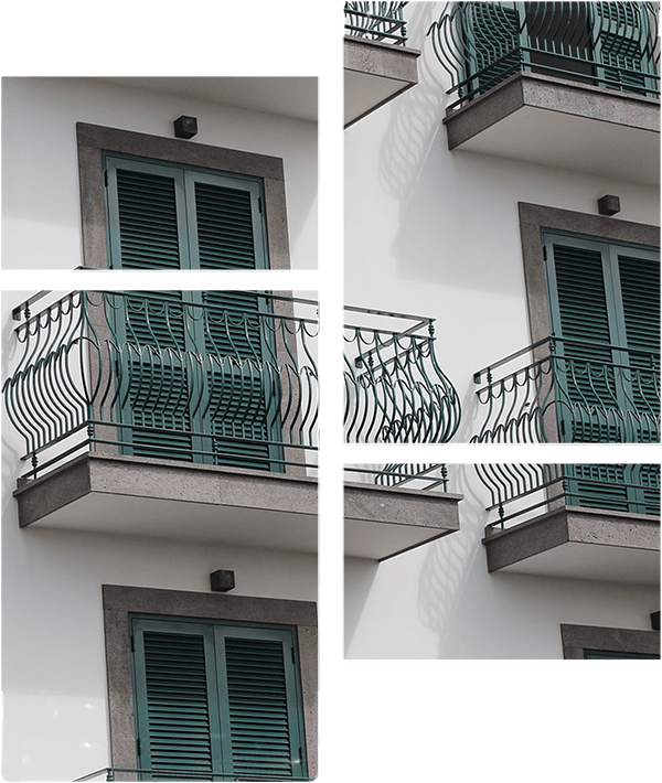 balkonbau mit metallbau tiemann
