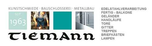 Kunstschmiede tiemann Logo
